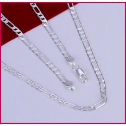 Le Silver Necklace